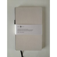 Fabio Ricci Notebook A5 wit