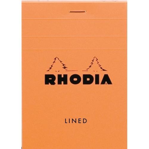 Rhodia blocnote nr.12 (8,5x12 cm)