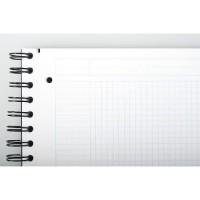 Rhodia notitieboek spiraal A4 uitscheurbaar