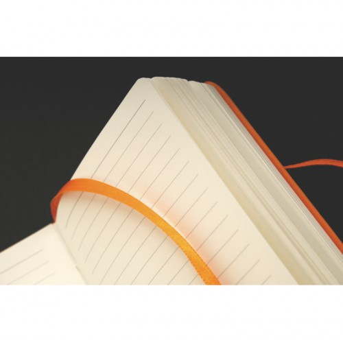 Rhodia hard cover notebook 9x14 cm