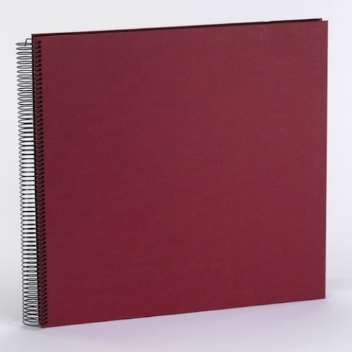 Semikolon album medium 24,5 x 23 cm met spiraal