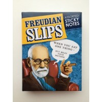 "Sticky notes ""Freudian Slips"""