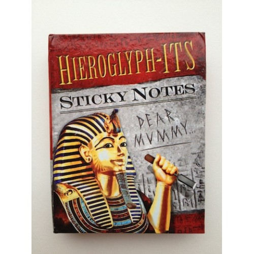 "Sticky notes ""Hierogyph-Its"""