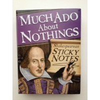 "Sticky notes ""Much Ado About Nothings"""""