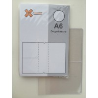 X17 accessoire large/A5 etui met vakjes