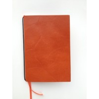 X17 X-notes A6 LeatherSkin glad leer