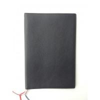 X47 agenda-omslag A5 Classic zwart - levertijd ca 1 week