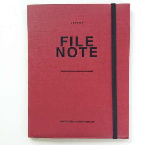 File Note Rood