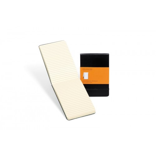 Moleskine Reporter notebook pocket
